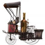1892 Philion (Steam) Road Carriage