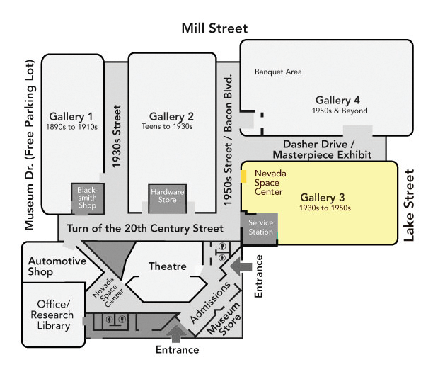 Gallery 3 Map
