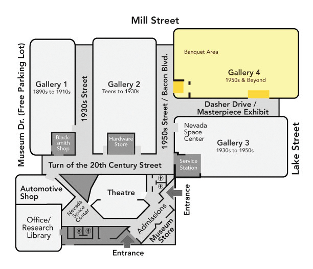 Gallery 4 Map